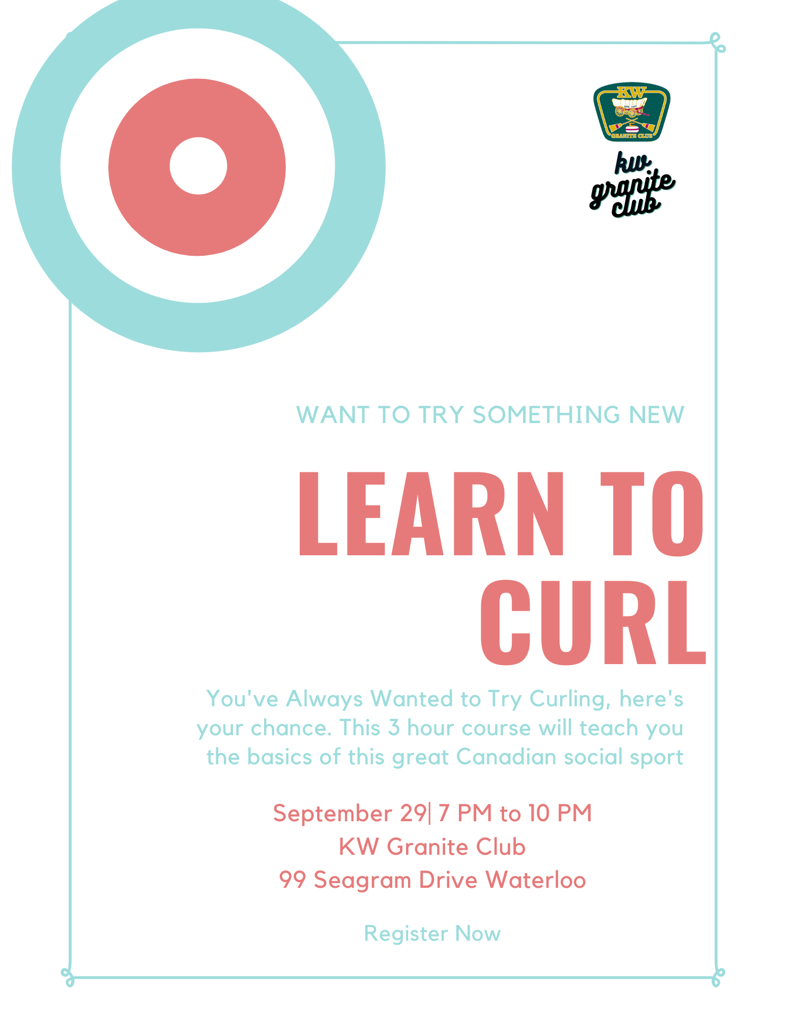 Learn to curl 1